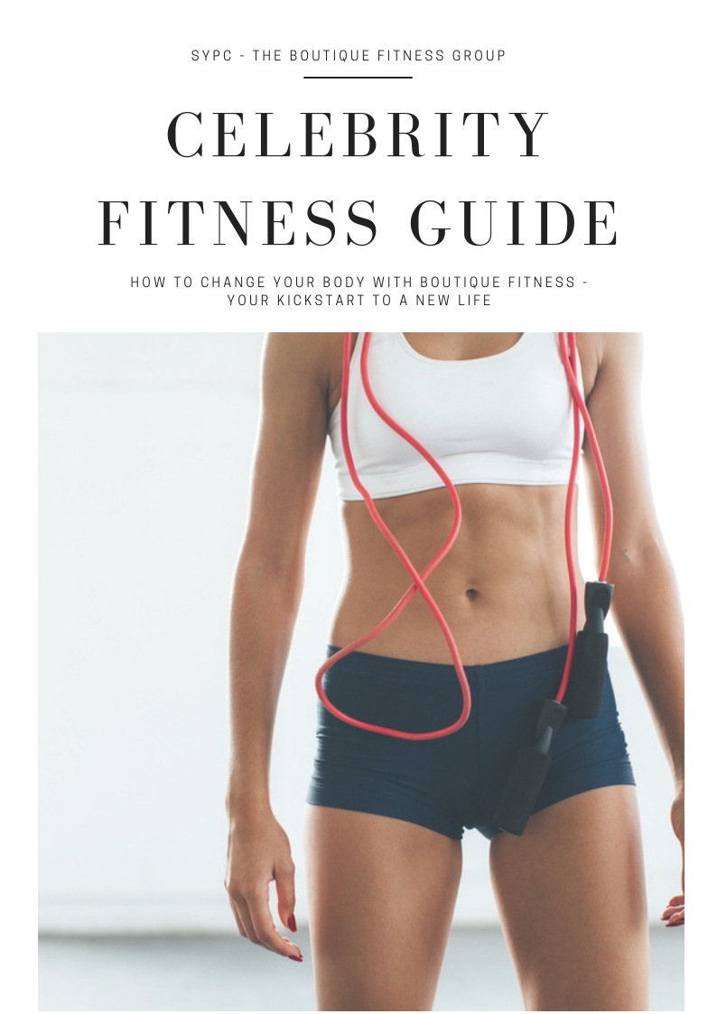 Celebrity Fitness Guide