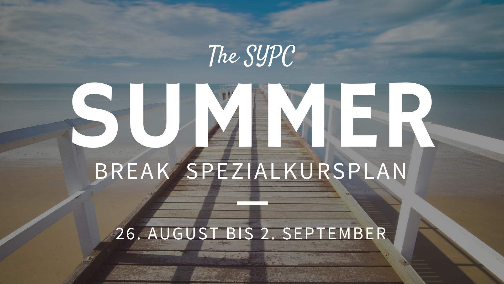The SYPC