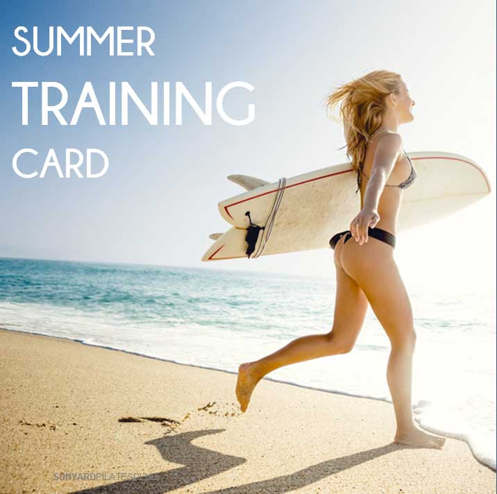 Summer_Training_Card