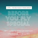 BEFORE YOU FLY SPECIAL